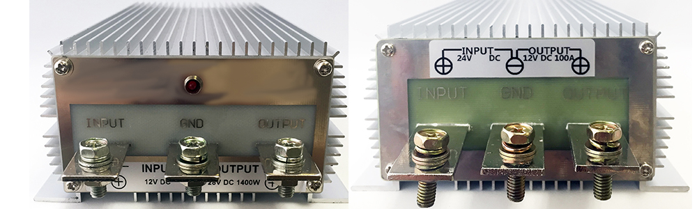 DC-DC Step Down Converters